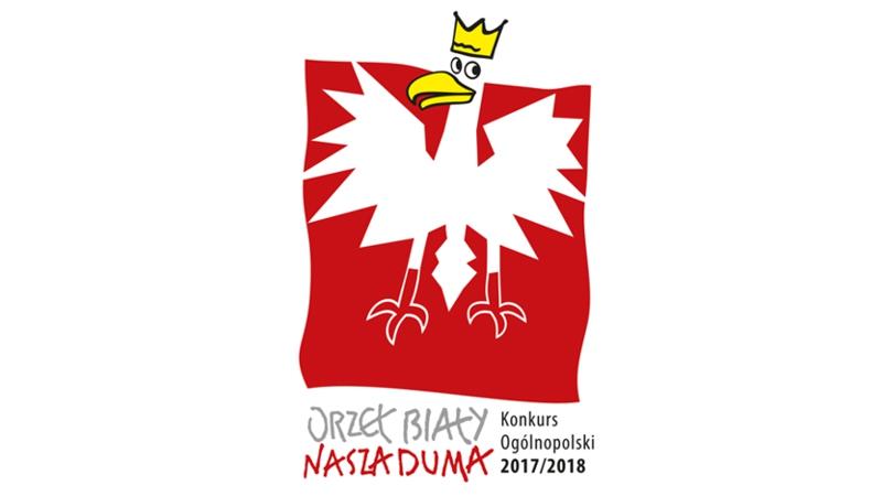 Logo konkursu Orzel Bialy 2017-2018